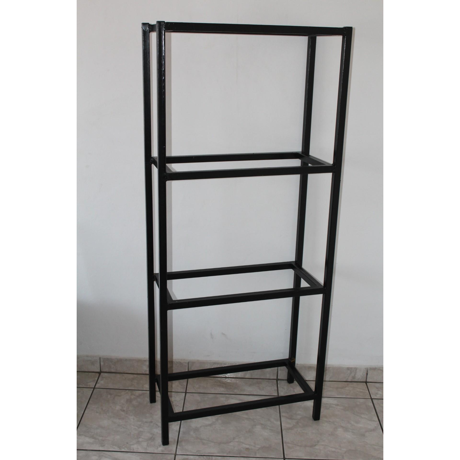 3 tier stand. Fits 3x 2ft (60cm) Tanks