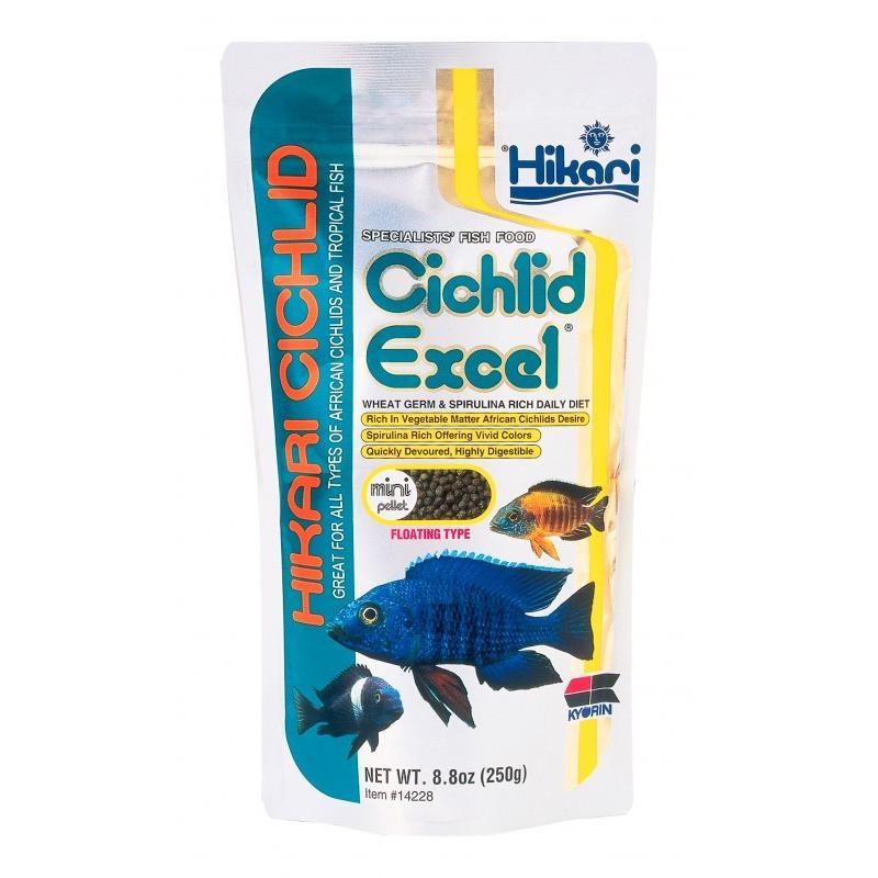 Hikari Cichlid Excel - Mini (57g)