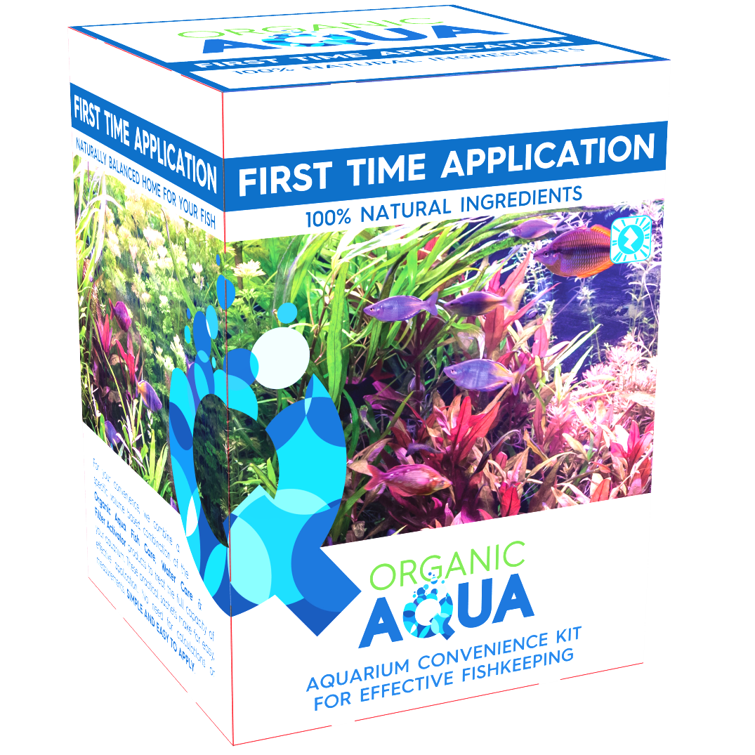 Organic Aqua FIRST TIME KIT 100-250L