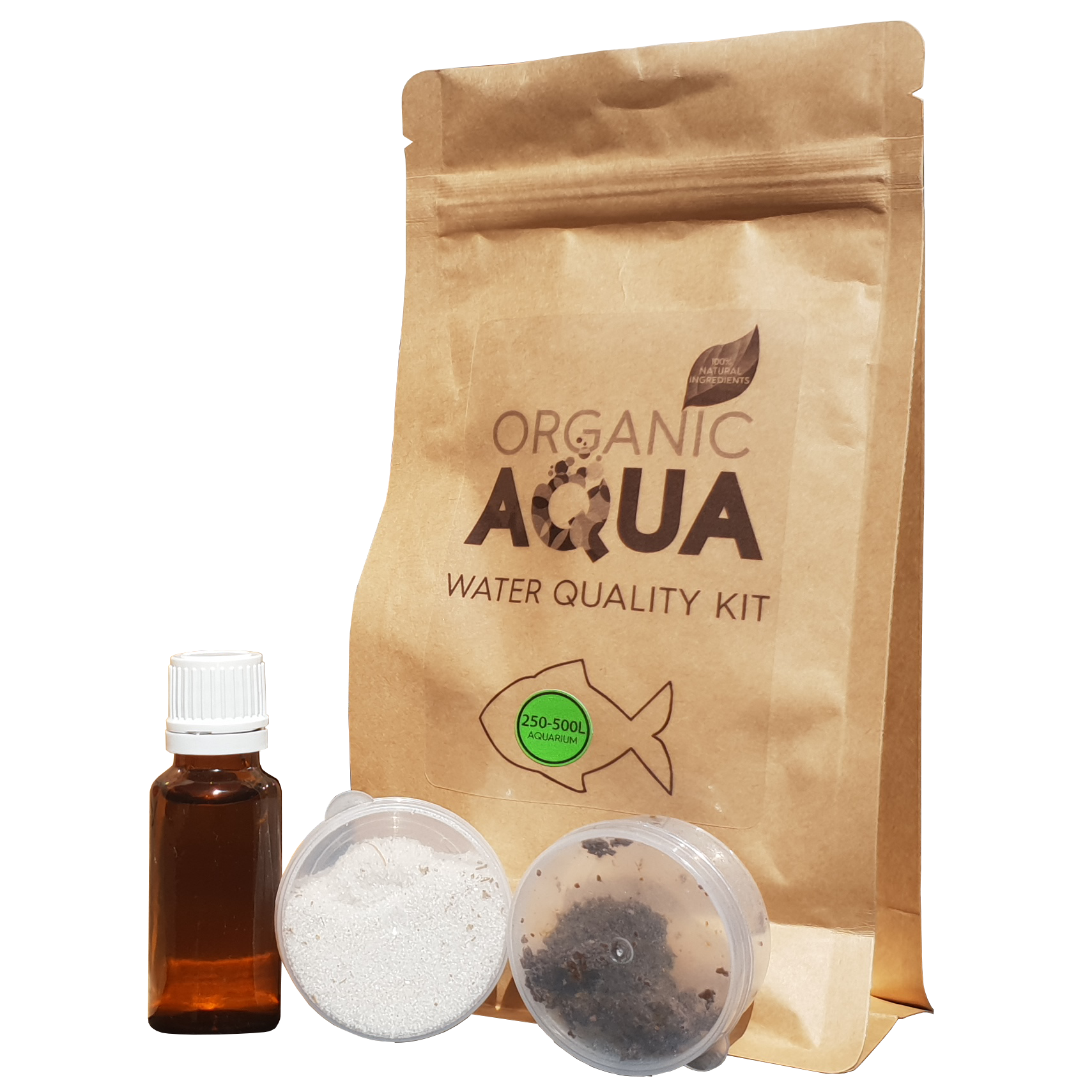 Organic Aqua FIRST TIME KIT 20-60L