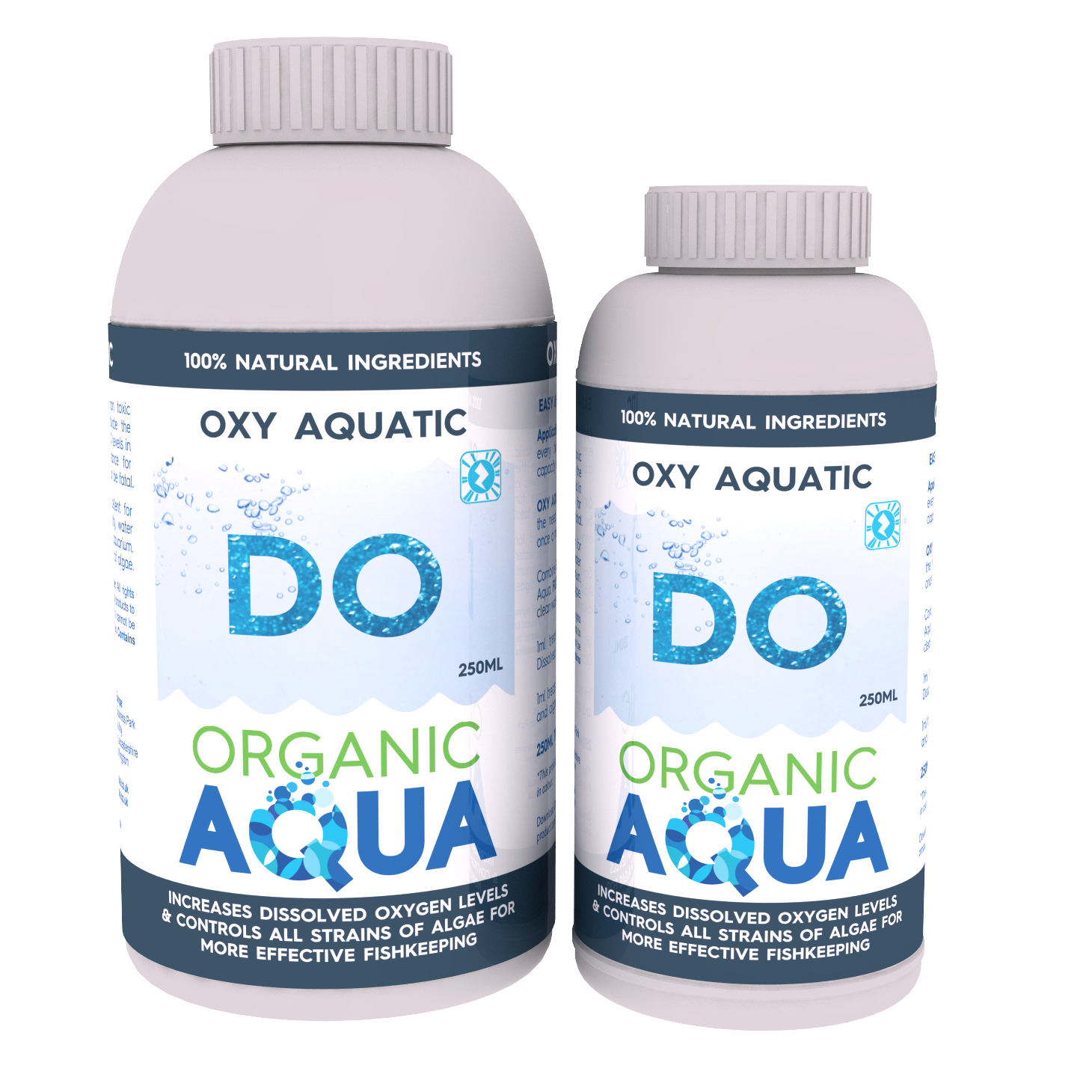 Organic Aqua  OXY AQUATIC 250ml